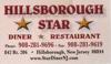 Sponsored by Hillsborough Star Diner