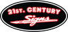Sponsored by 21st Centruy Signs