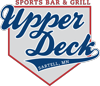Sponsored by The Upper Deck
