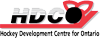 The Hockey Development Centre for Ontario Logo