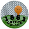 Sponsored by 1863 Coffee Saloon