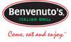 Sponsored by Benvenuto's