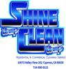 Shine it up logo  info1 element view