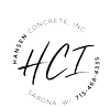 Sponsored by Hansen Concrete, INC