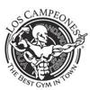 Sponsored by Los Campeones Gym