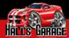 Sponsored by Hall's Garage