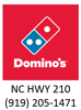 Sponsored by Domino's