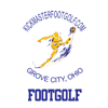 Sponsored by Kickmaster Foot Golf