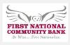 Sponsored by First National Community Bank