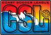 Sponsored by Coast Soccer League