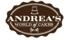 Sponsored by Andrea's World of Cakes
