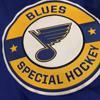 Sponsored by Blues Special Hockey