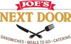 Sponsored by Joe's Next Door