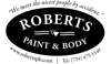 Sponsored by Roberts Paint & Body