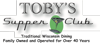 Sponsored by Toby's Supper Club