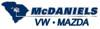 Sponsored by McDaniels VW • Mazda