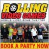 Sponsored by Rolling Video Games Santa Rosa