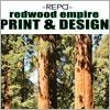 Sponsored by Redwood Empire Print and Design