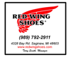Sponsored by Red Wings Shoes