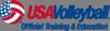 Sponsored by USAV Volleyball Referee Training