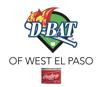 Sponsored by D-BAT OF WEST EL PASO