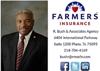Sponsored by R Bush Associates Agency Farmers Insurance