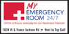 Sponsored by My Emergency Room 24/7