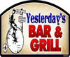 Sponsored by Yesterday's Bar & Grill