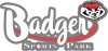Sponsored by Badger Sports Park