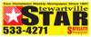 Sponsored by Stewartville Star