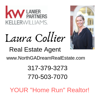 Sponsored by Keller Williams Laura Collier