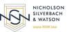 Sponsored by Nicholson, Silverbach & Watson