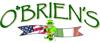 Sponsored by O'Brien's Sports Pub & Restaurant