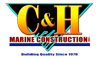 Sponsored by C & H Marine Construction