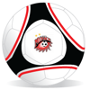 New soccer balls no outline element view