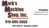 Mark s machine shop logo element view