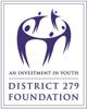 Sponsored by DISTRICT 279 FOUNDATION