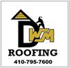 Sponsored by DWM Roofing