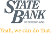 Sponsored by State Bank of Cross Plains