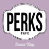 Sponsored by Perks Cafe