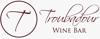 Sponsored by Troubadour Wine Bar