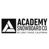 Sponsored by ACADEMY SNOWBOARD CO.