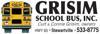 Grisim bus logo element view