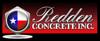 Sponsored by Redden Concrete
