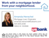Sponsored by US Bank - Amanda Henschel