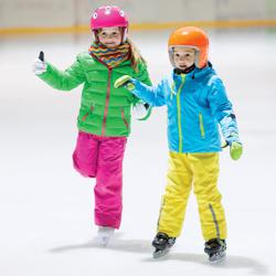 All In Ice Skating Lessons Mini Blades - Ages 3 to 6