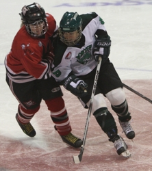 Dakota Woodworth Boston Shamrocks
