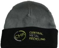 Racetrackers cuffed knit cap