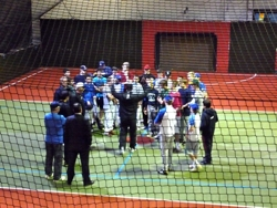 London Mets College Tryout