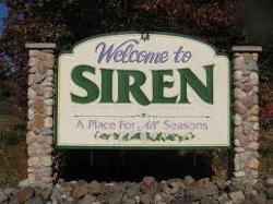 Siren Sign